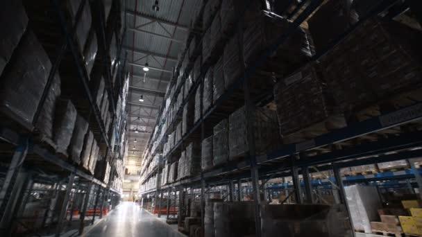 Warehouses large logistics commerce structure