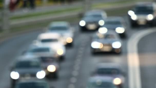 Každodenní život řidičů v moderní velkoměsta
