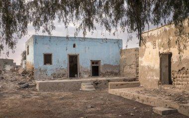 Old abandoned village in Ras Al Khaimah