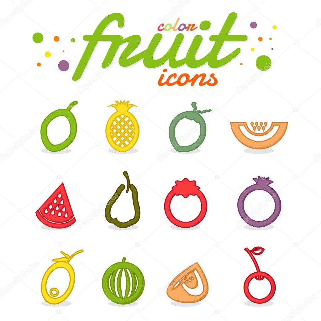 Ungewöhnlich Fruchtfarbe Zeitgenössisch - Framing Malvorlagen ...