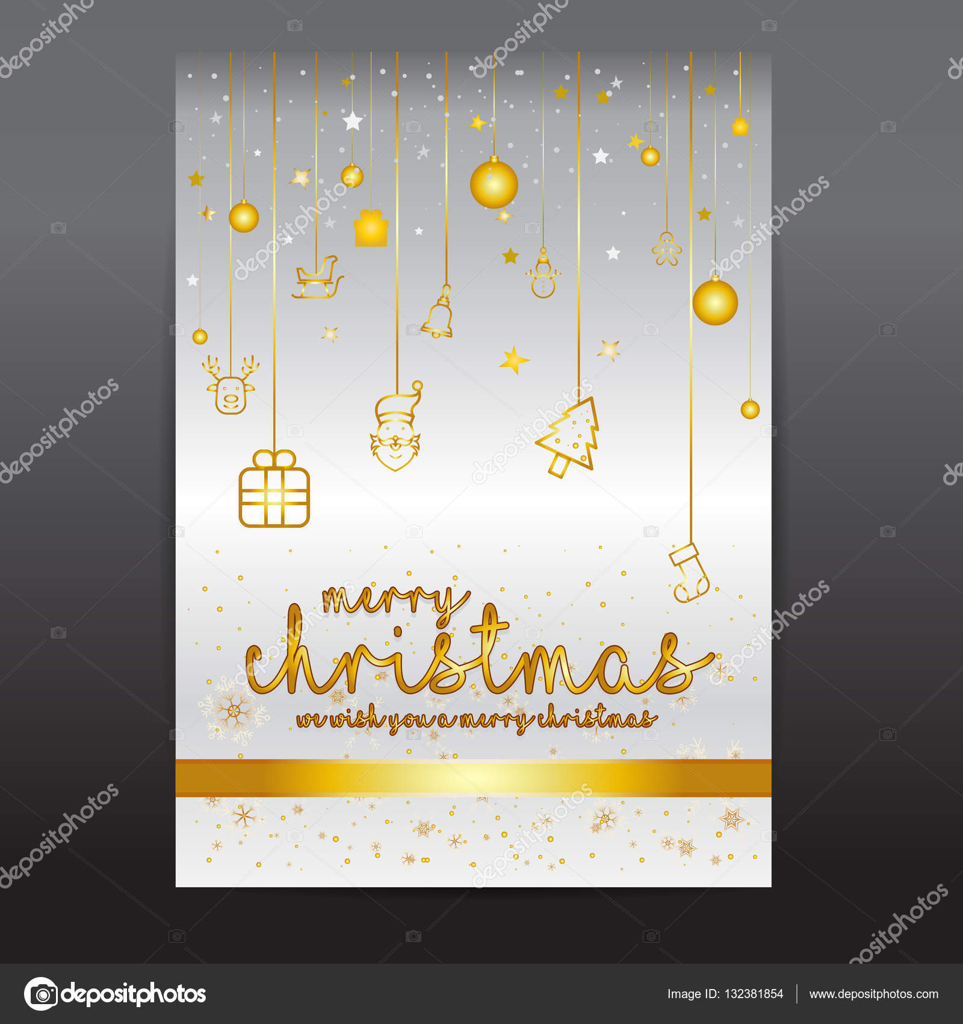 Broschüren, Flyer, print-Medien, Weihnachten und Silvester-Party ...
