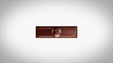 BEST VALUE Word 3D Animated Wooden Stamp Animation