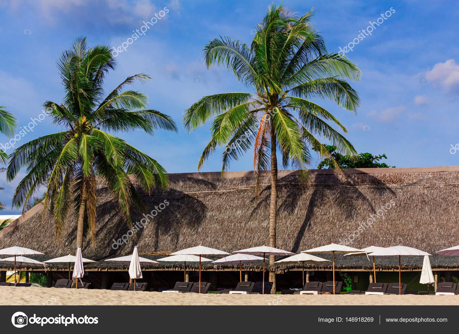 Salotti Allaperto : La riga di salotti. la fila dei salotti sulla spiaggia coperto da th