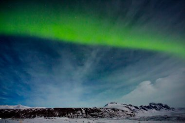 aurora borealis or the northern lights