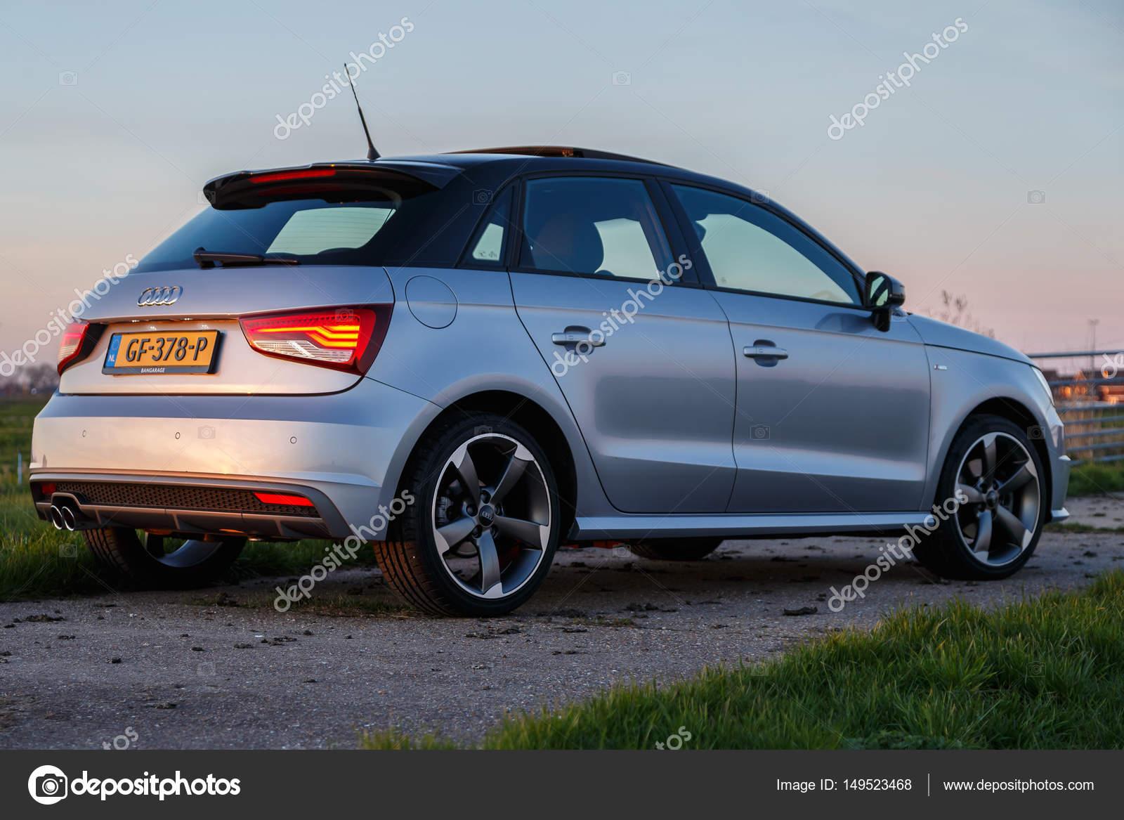 Audi A1 Sportback S Line T Stock Editorial Photo C Mennoschaefer