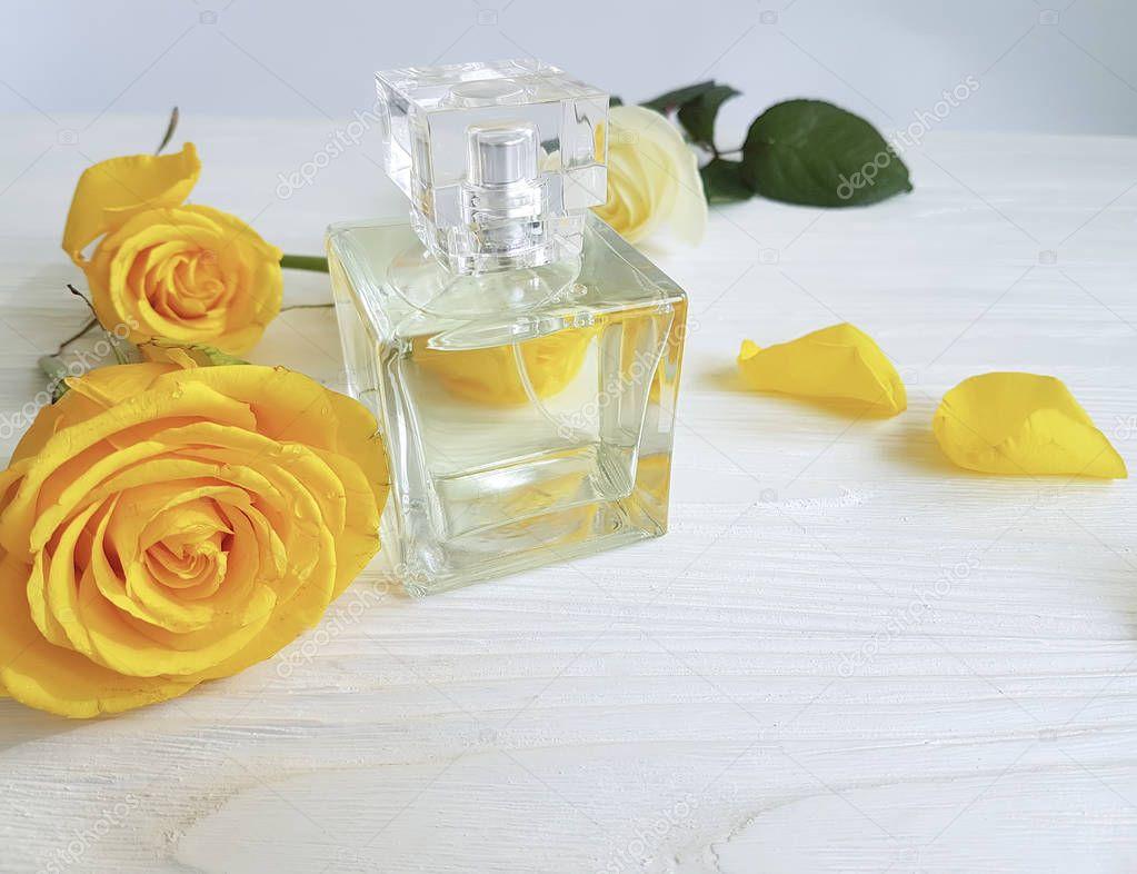 косметика желтая роза купить в ростове