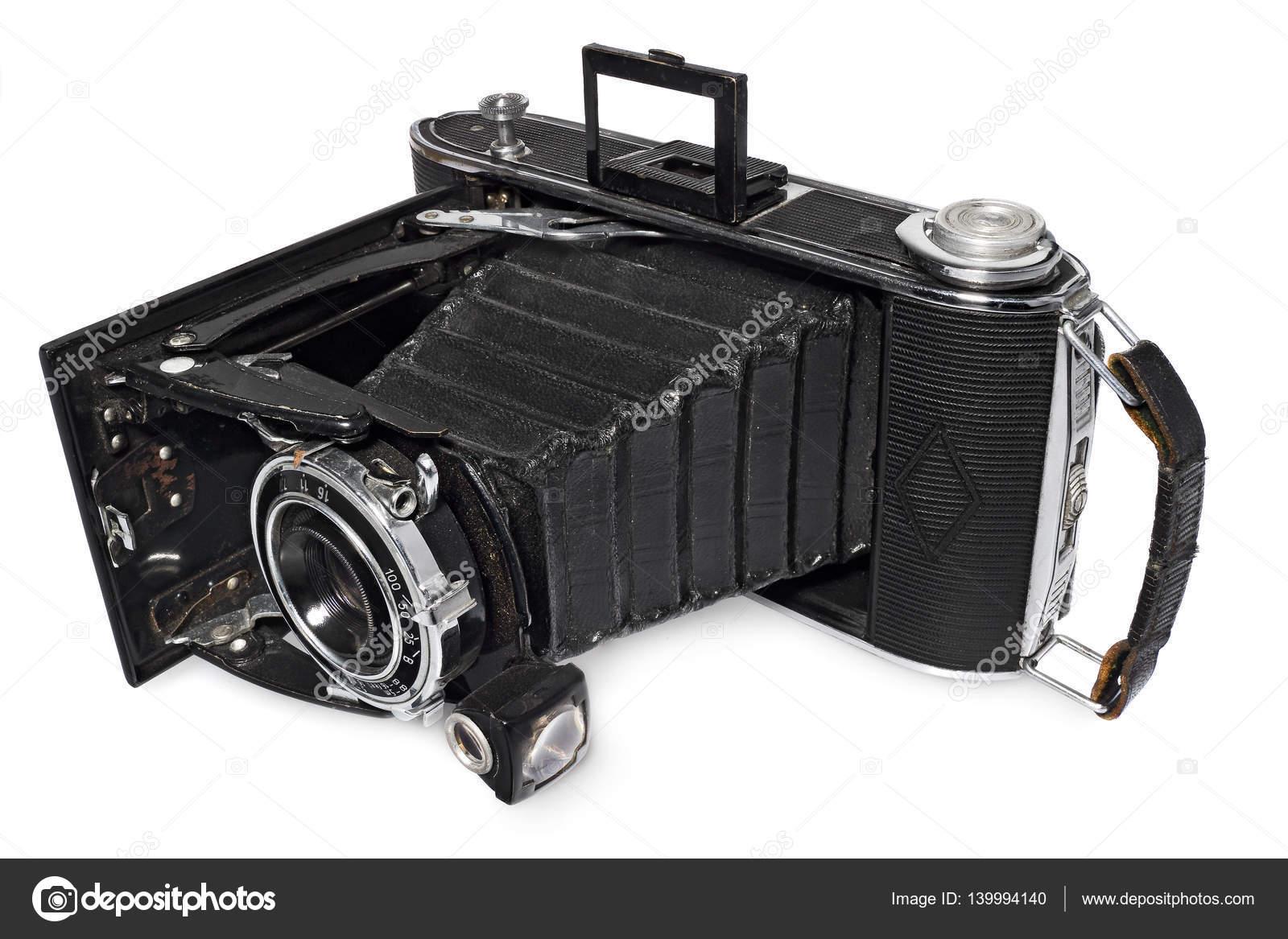 ancien antique noir poche cam ra mod le d appareil photo agfa billy record photographie. Black Bedroom Furniture Sets. Home Design Ideas