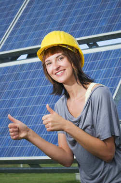 young adults for photovoltaics