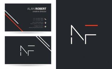 stroke logo Nf