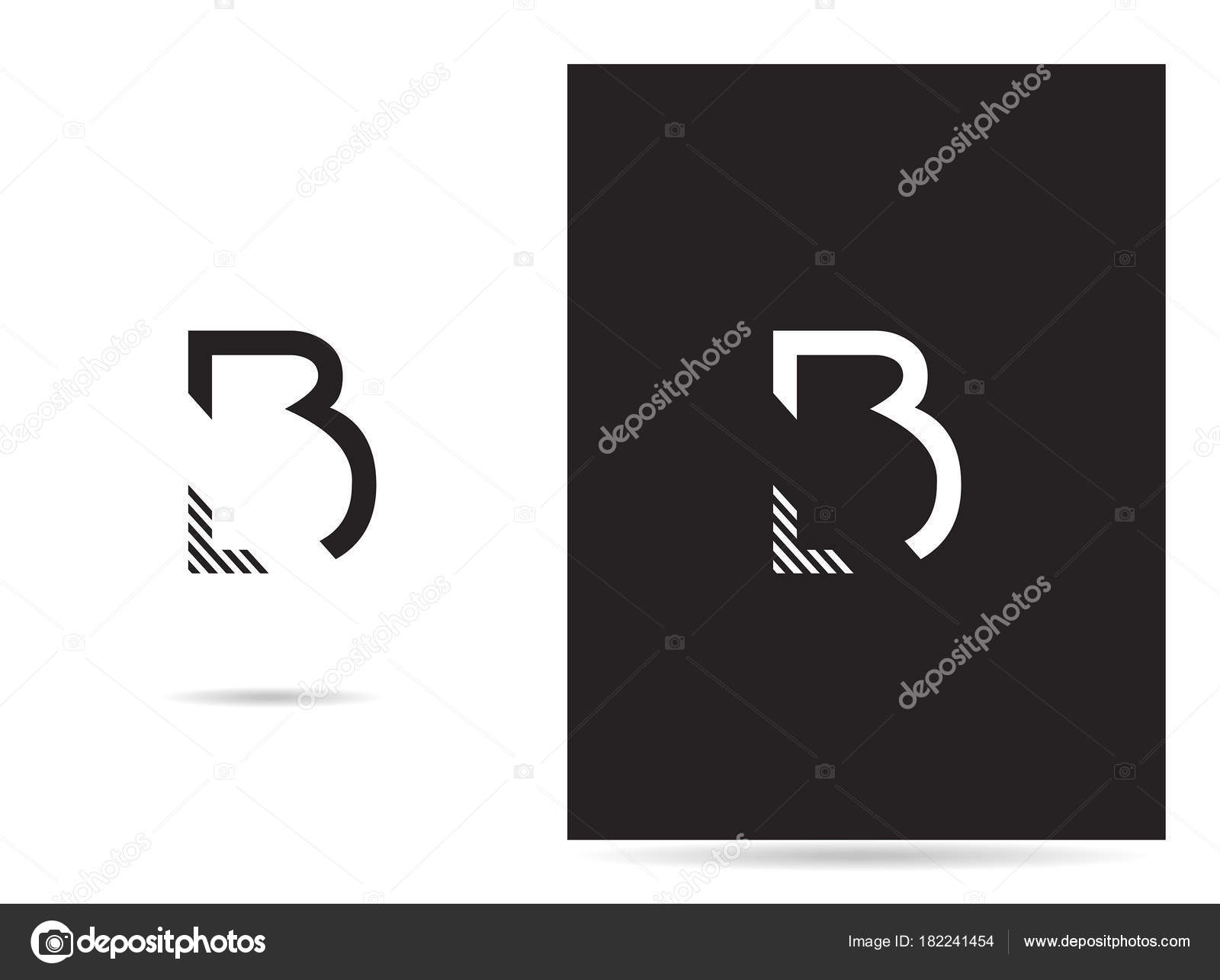 Logo Design Templates Uppercase Letter Corporate Identity Emblem ...