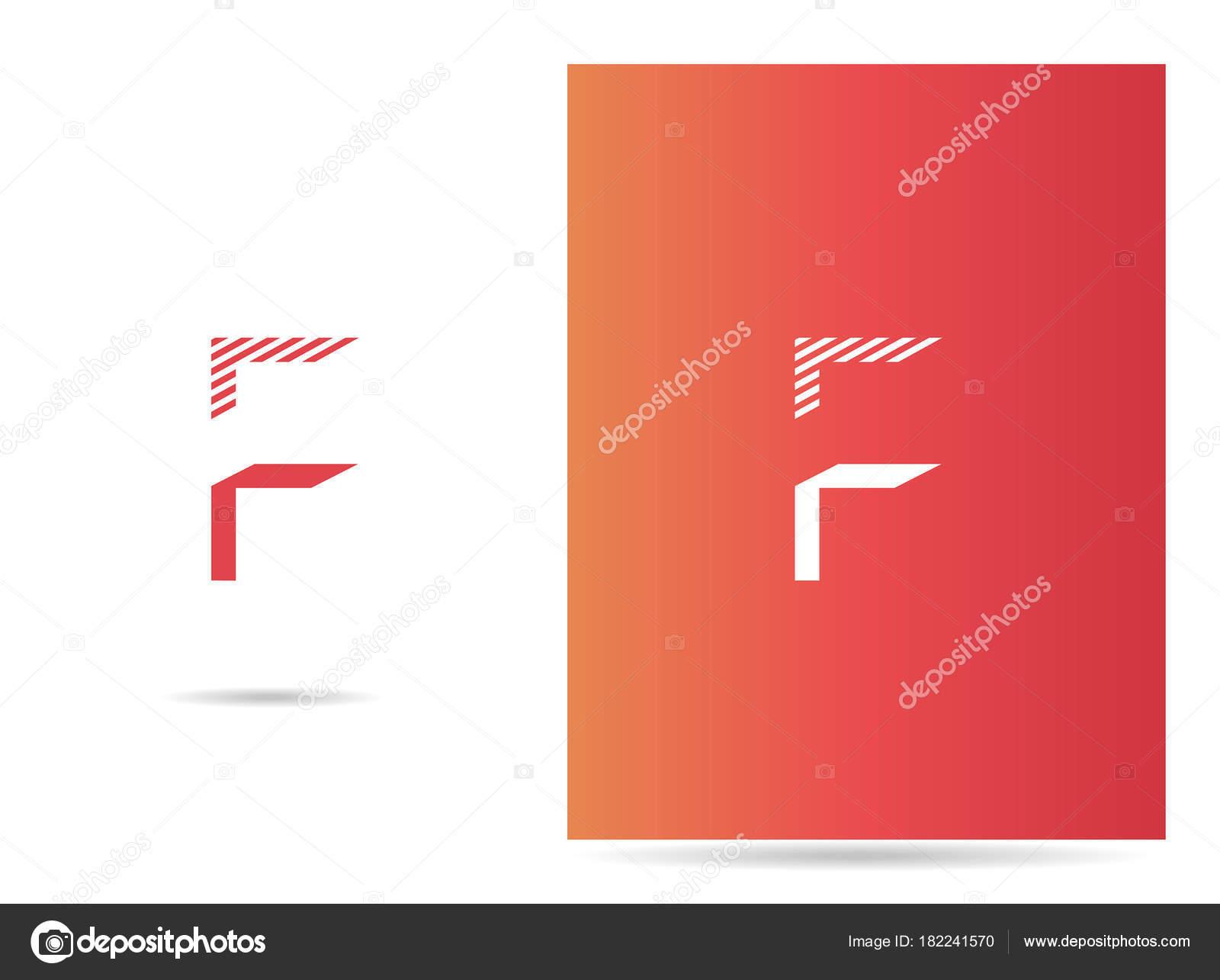 Logo Design Templates Uppercase Letter Corporate Identity Emblem