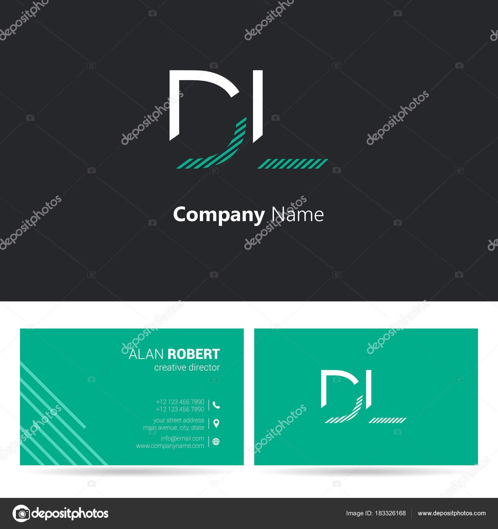 Logo Design Von Briefe Schlaganfall Formatvorlage Schriftart