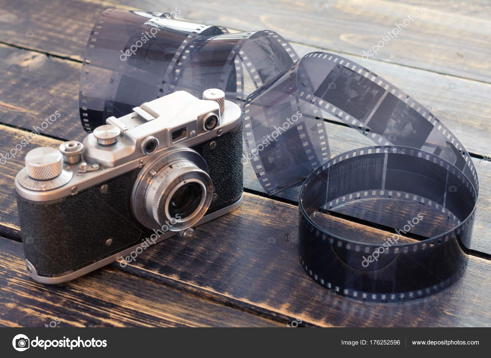 Entfernungsmesser Rad : Alten entfernungsmesser vintage und retro fotokamera mit