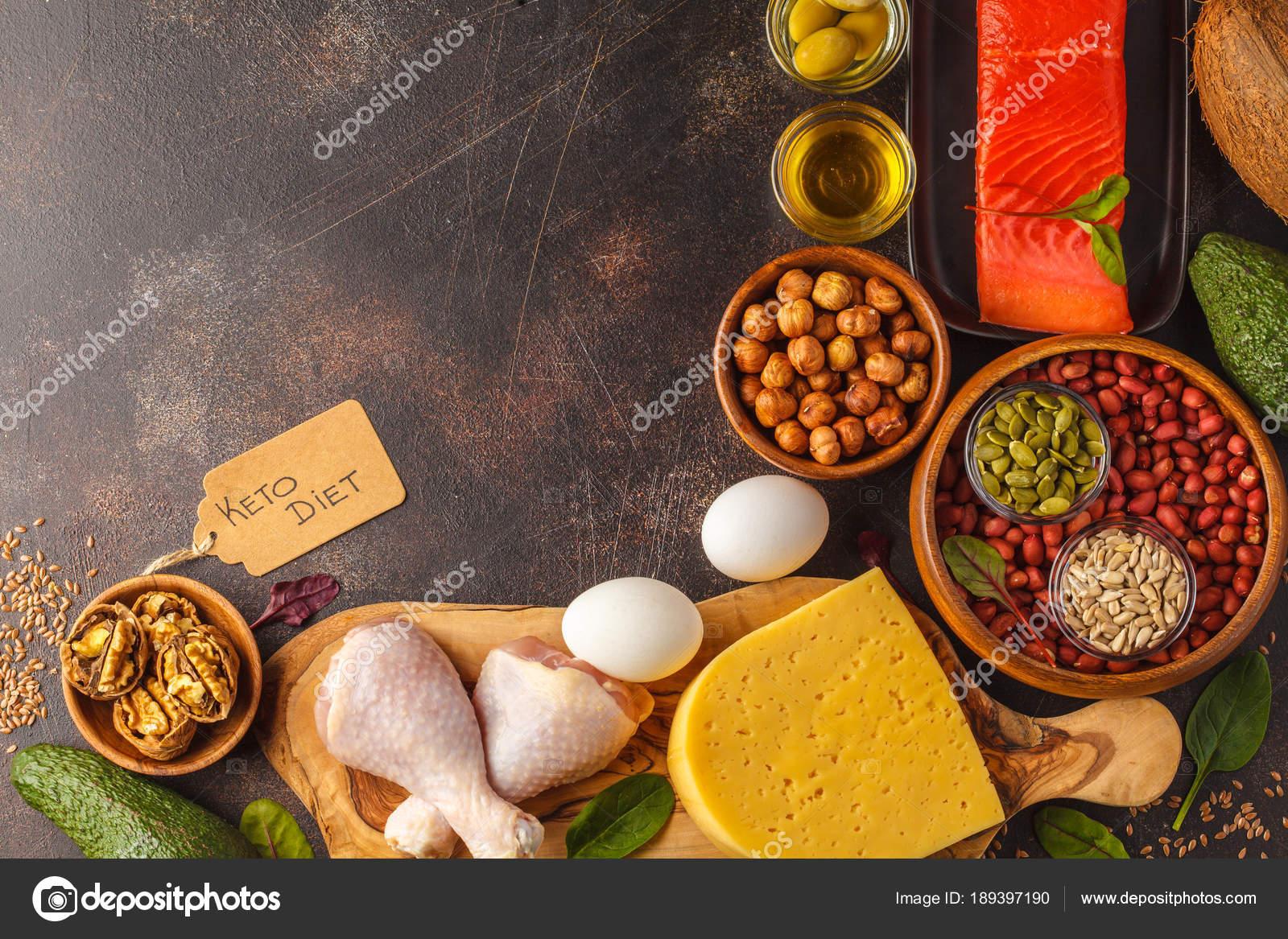 keto diet protein sources