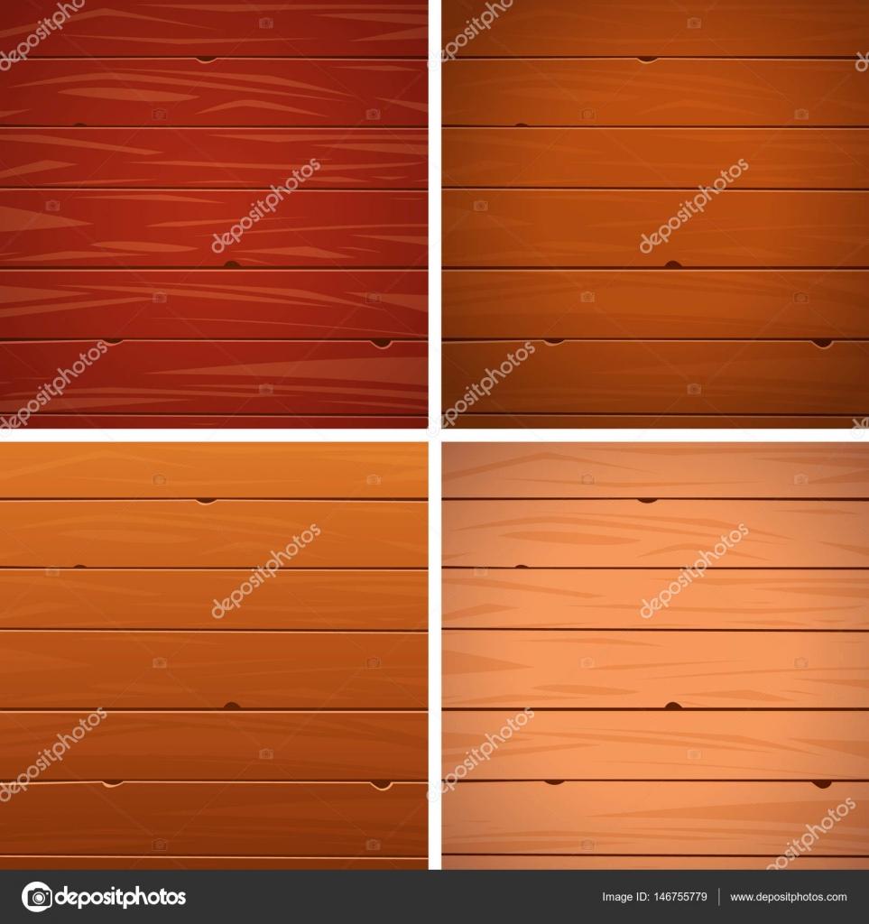 Beau Brown Floor. Vector Illustration U2014 Vector By Anastazili