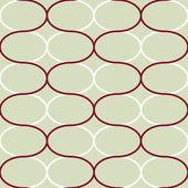 Abstrakte geometrische Musterdesign. Trendige Textil oder innere wallpaper wiederholbare Textur. Tony natürliche hellbeige und Burgund Marsala Farbtönen. Wellen Formen Hintergrund