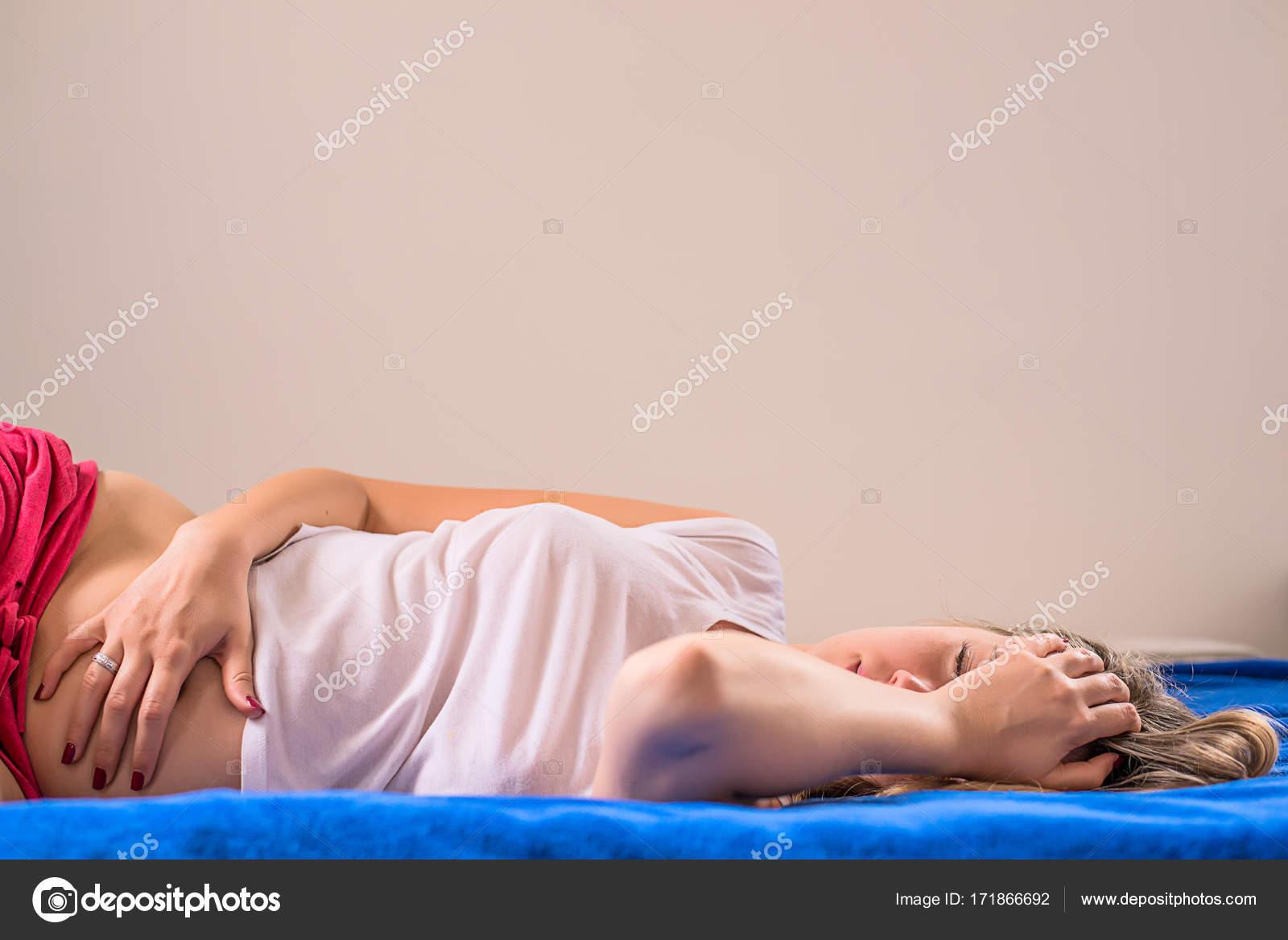 mal di pancia femminile