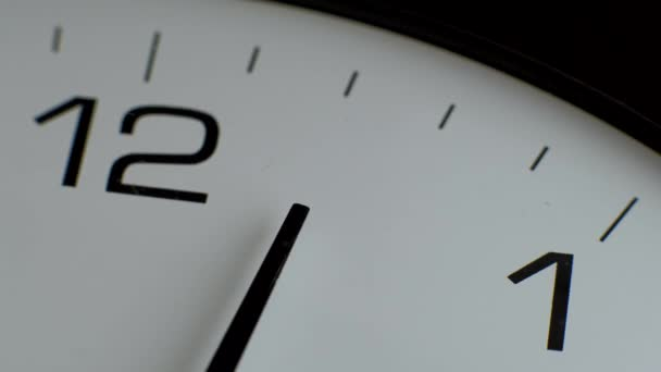 Office clock timelapse