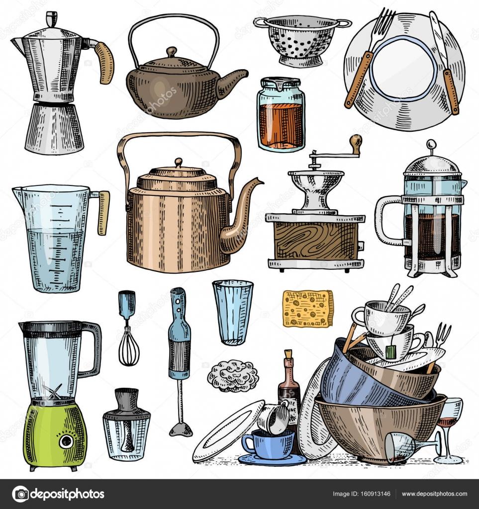 Coffee maker or grinder, french press, measuring capacity, colander ...
