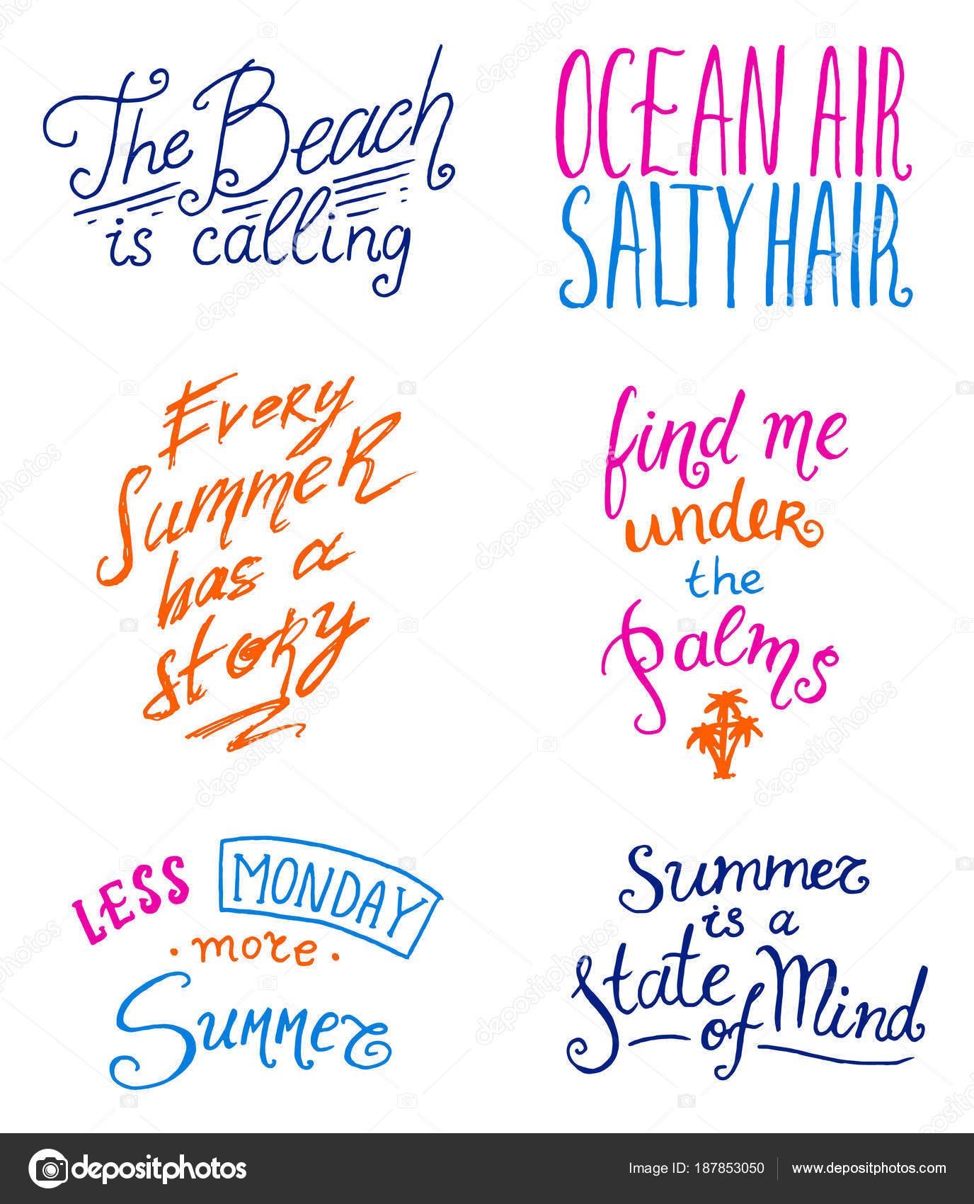 Summer Quotes Inspiration, Travel And Journey Phrases