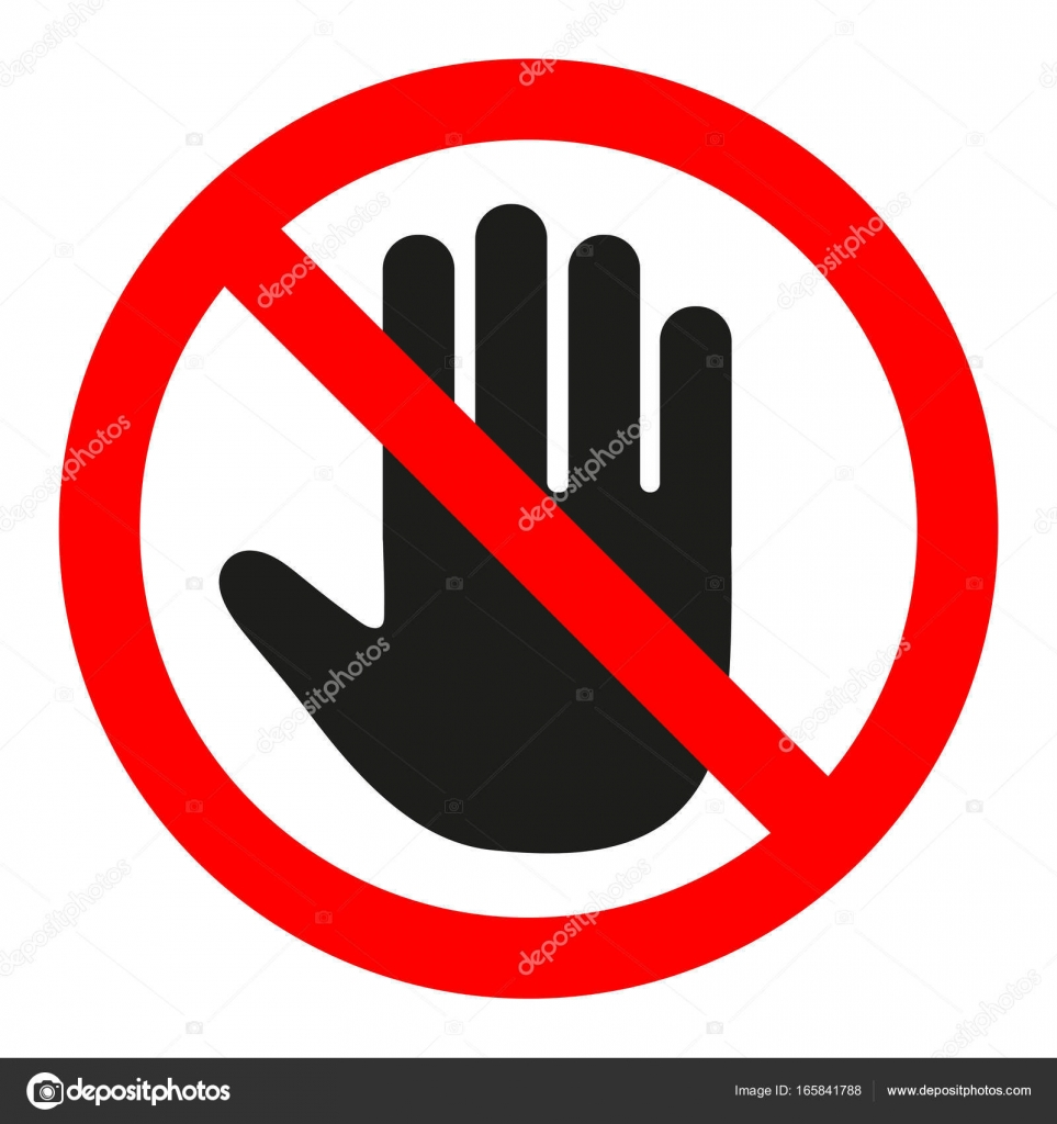 Stop sign no entry black arm in a red crossed circle stop hand no entry black arm in a red crossed circle stop hand buycottarizona