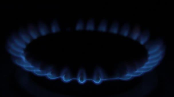 spalování zemního plynu