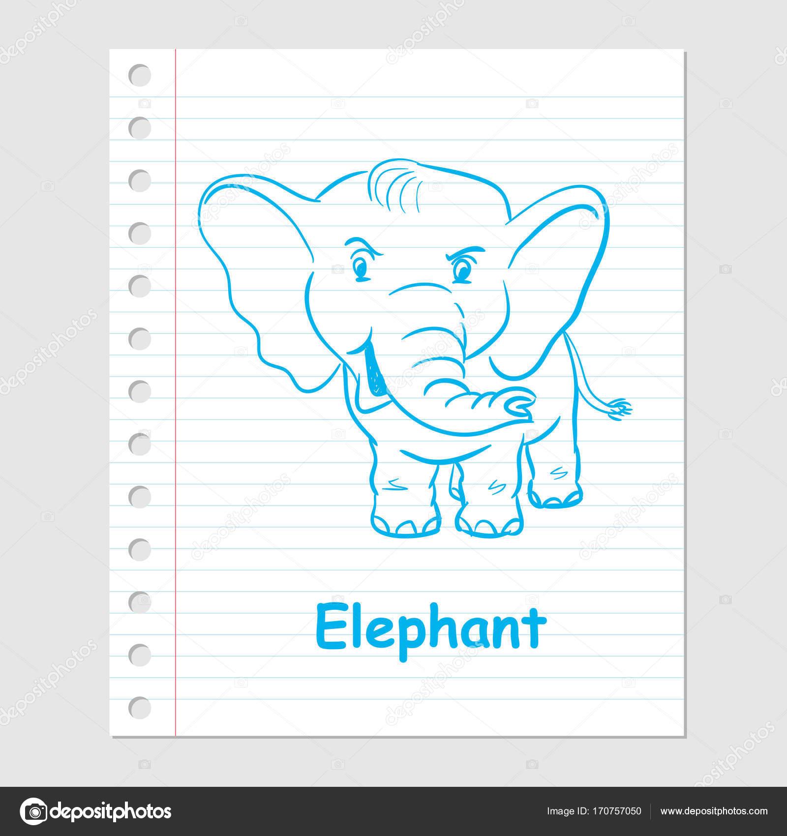 Margen De Niños Animados Ilustración De Dibujos Animados