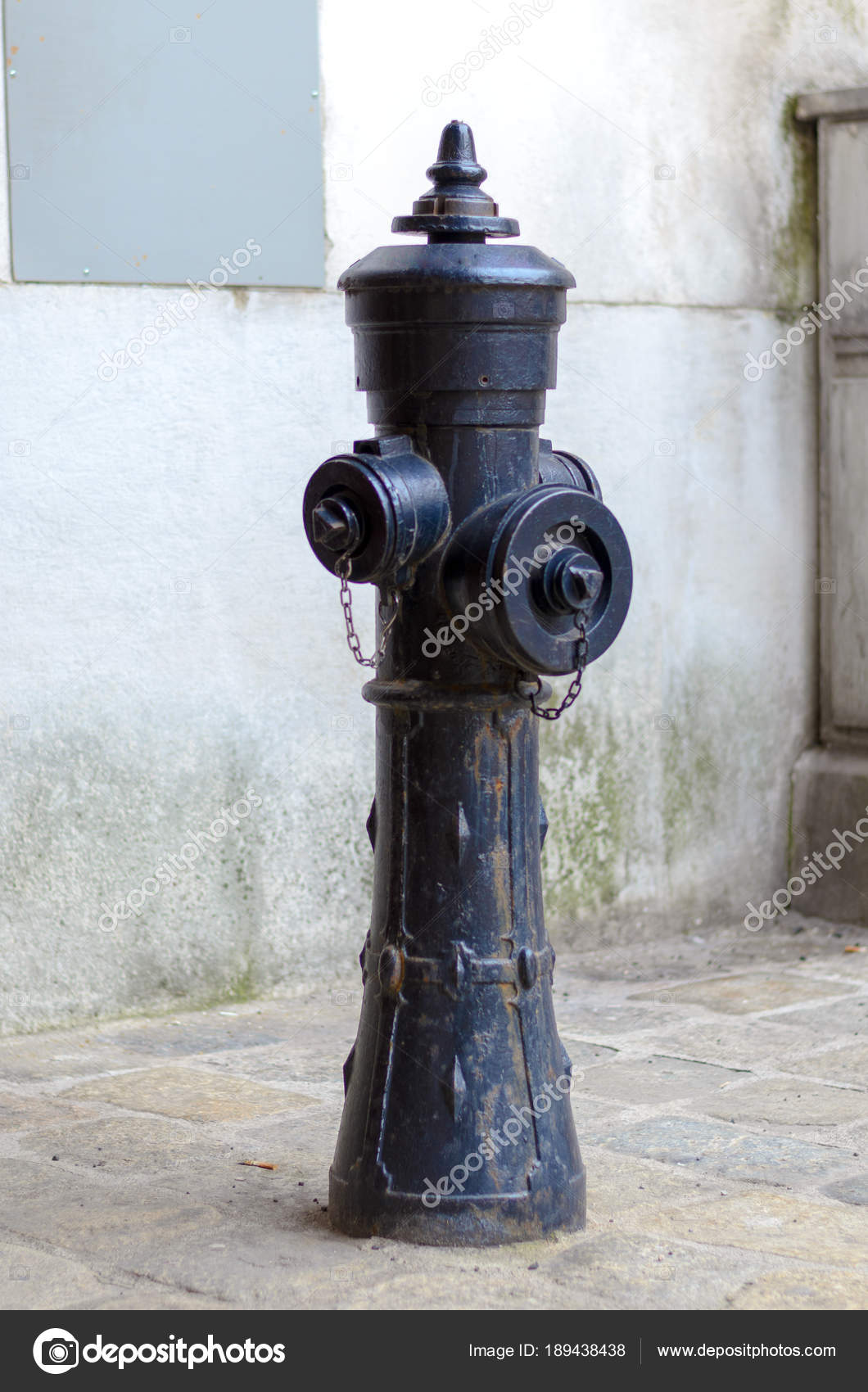 Hydrantové připojení