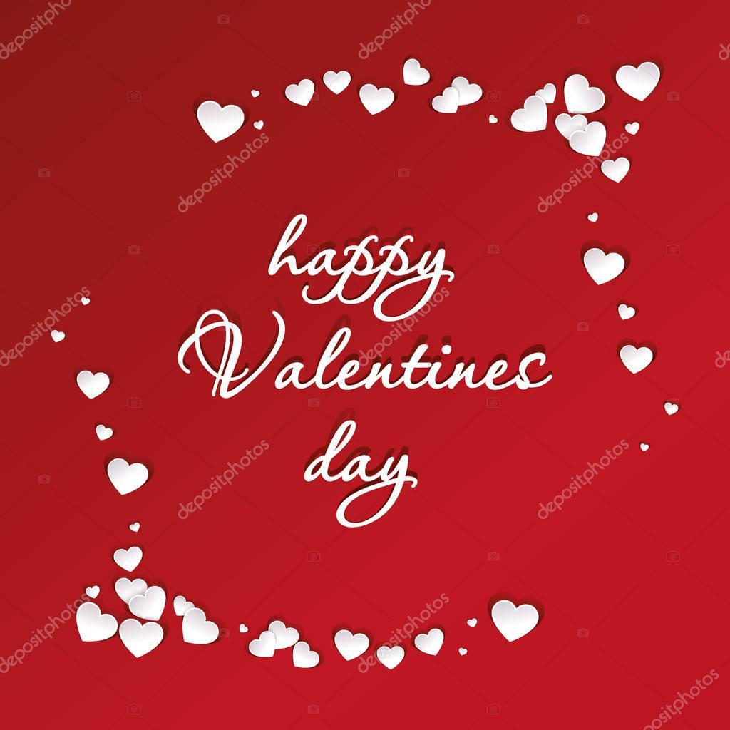 A set of illustrations for website - celebration vector illustration. Element 1 happy Valentines day valentines day celebration heart lovers love february gift of Webit.Top