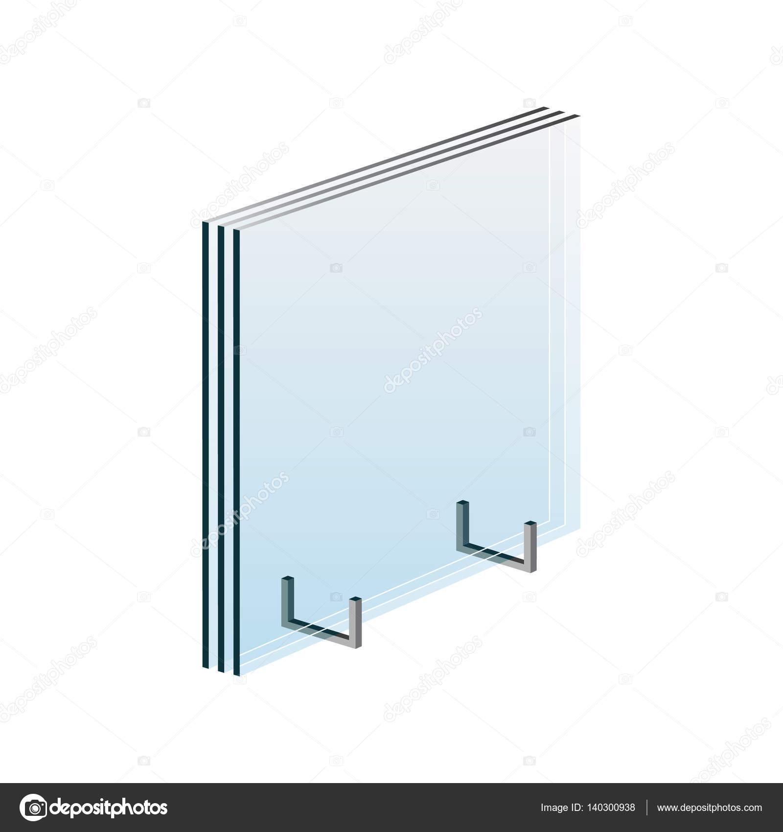 Un conjunto de ilustraciones para web - windows de imagen raster ...