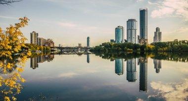 View of Yekaterinburg