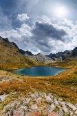 Photo Lake of Lauzanier