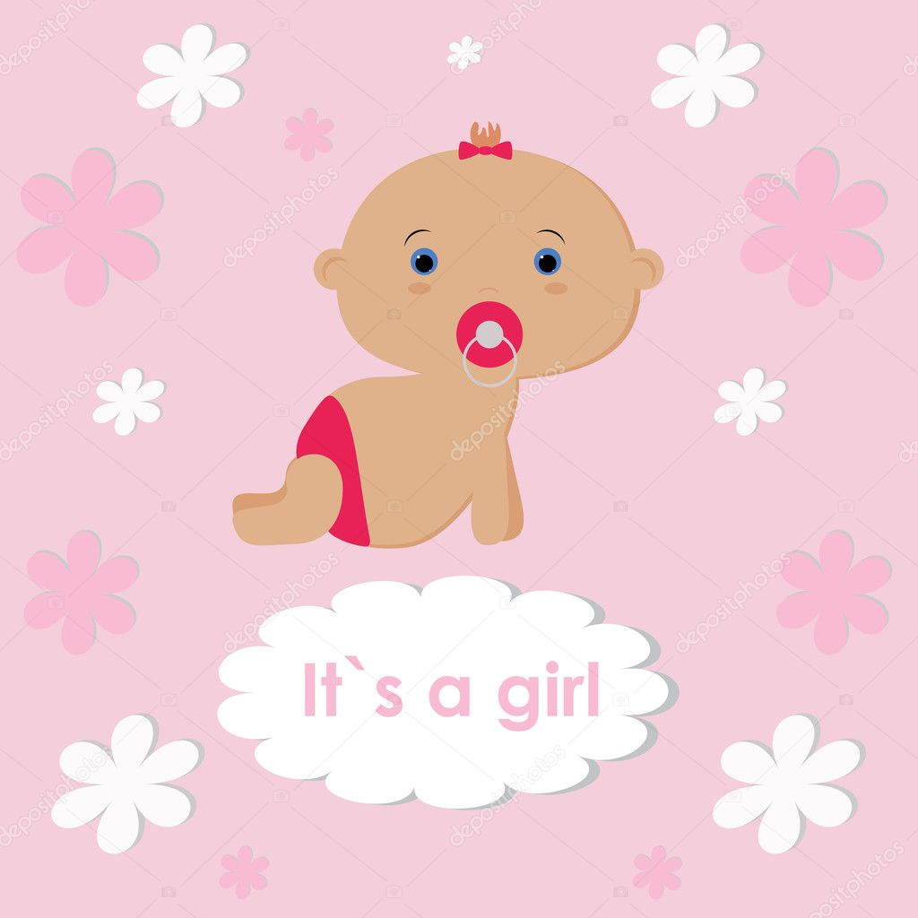 Vorlage Für Glückwünsche Zur Geburt Eines Kleinen Mädchens