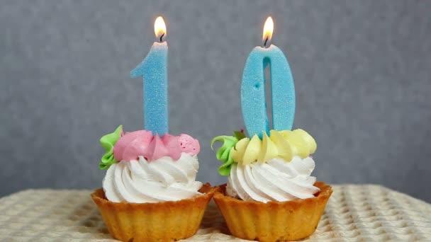 Kék gyertyák, a sütemények, 10 éves a Matplast