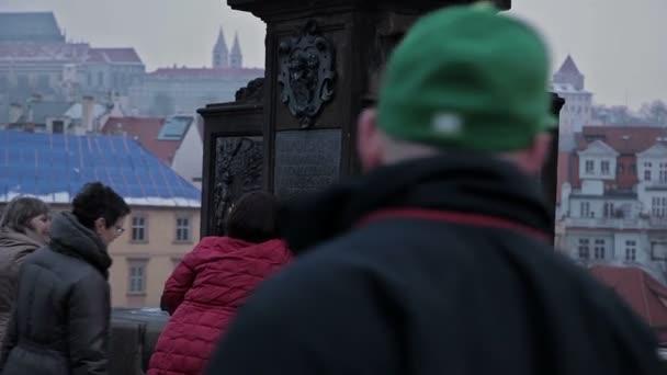Památníky a sochy v Praze