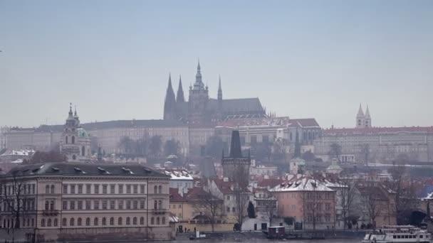 Středověká architektura Prahy