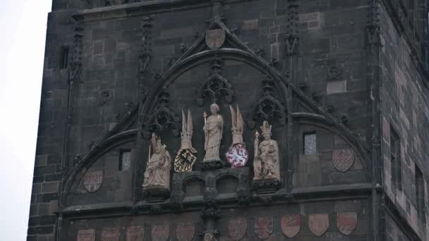 Gotické věže Prahy