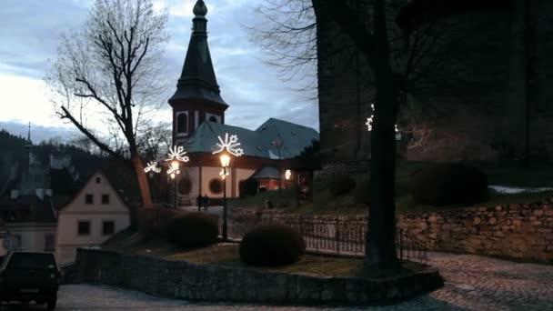 Christmas Hrad Loket
