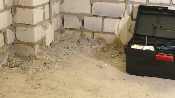 Sada nástrojů pro opravu v poli