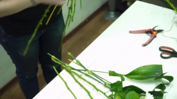 Így egy gyönyörű csokor virág design bolt virágüzlet