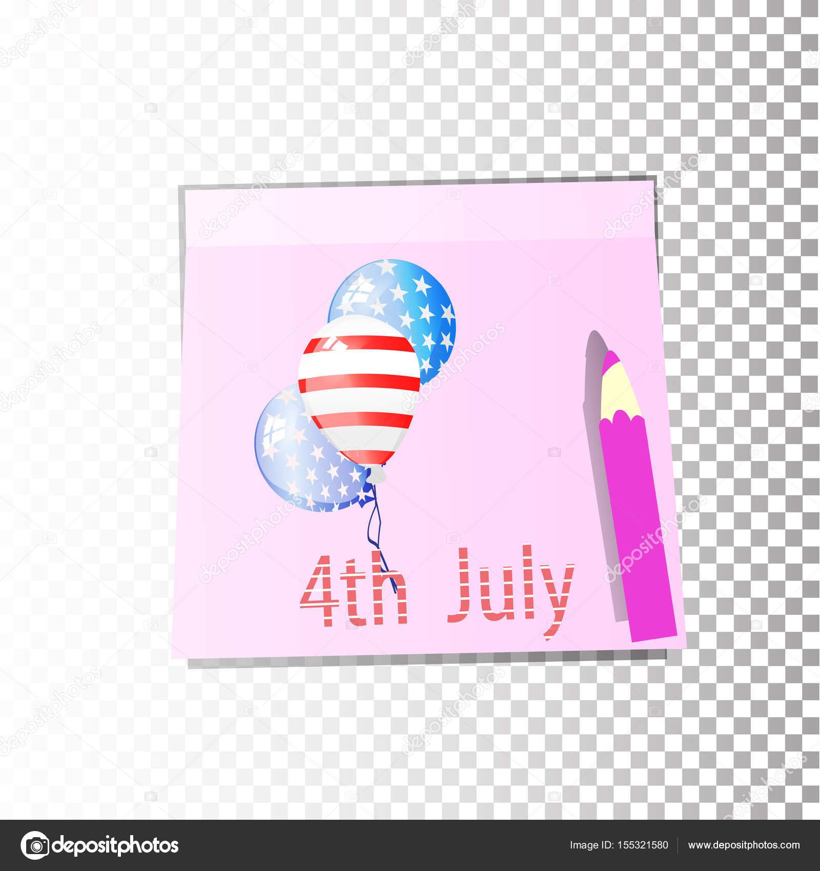 Bağımsızlık Günü Amerika Birleşik Devletleri Dört Temmuz Stok