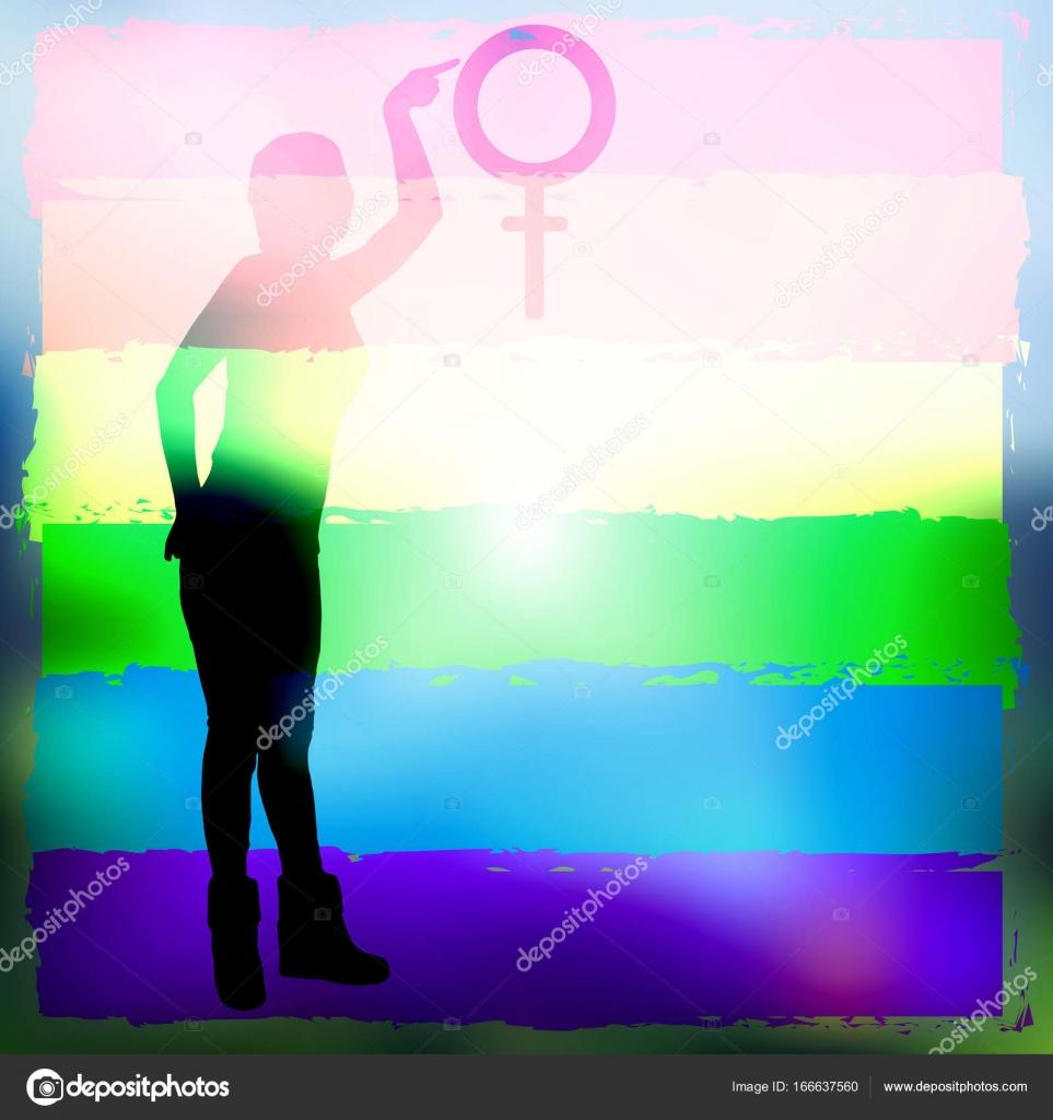 svart lesbien kön