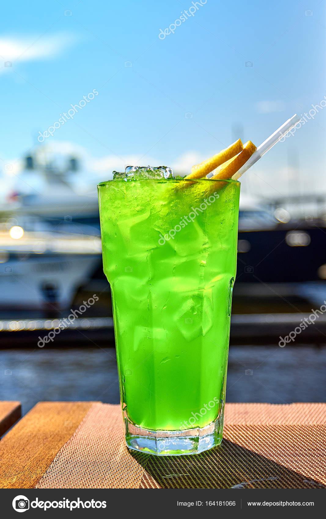 groene drank