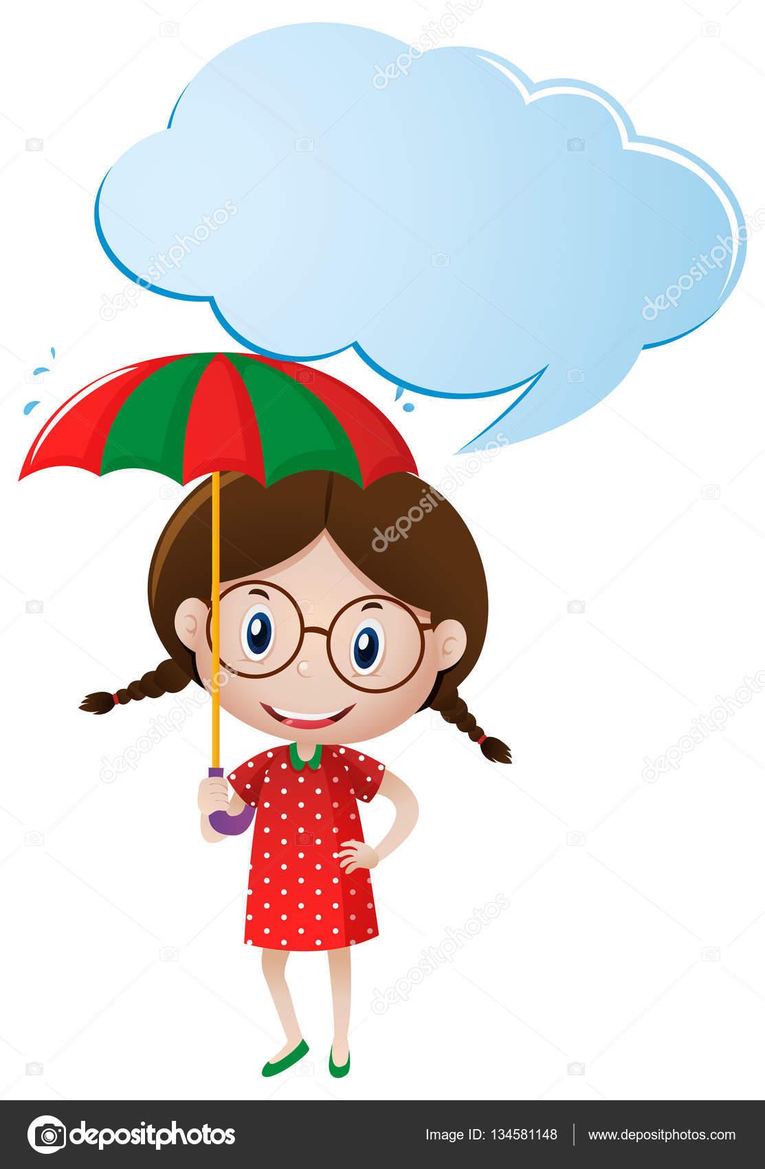 Fantastisch Regenschirm Vorlage Zeitgenössisch ...