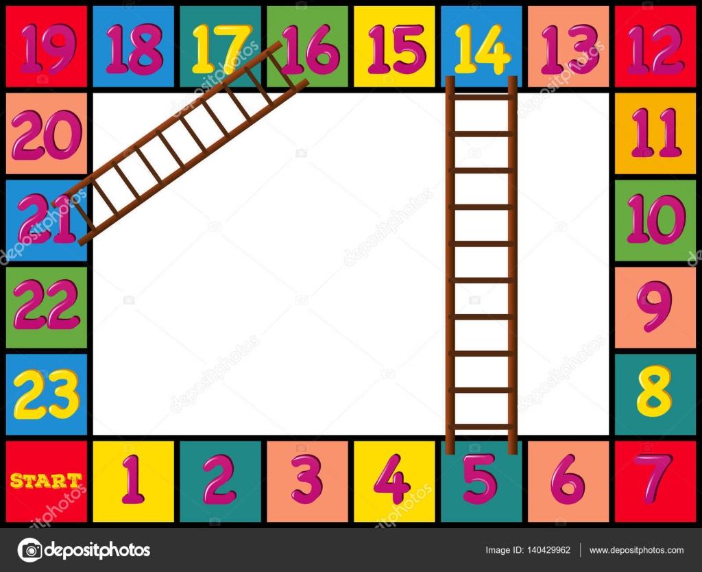 Juego de mesa dise o con bloques de colores y escaleras for Escalera de bloque de jardin