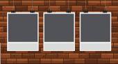 A brickwall három képkeret restauráló mûhely