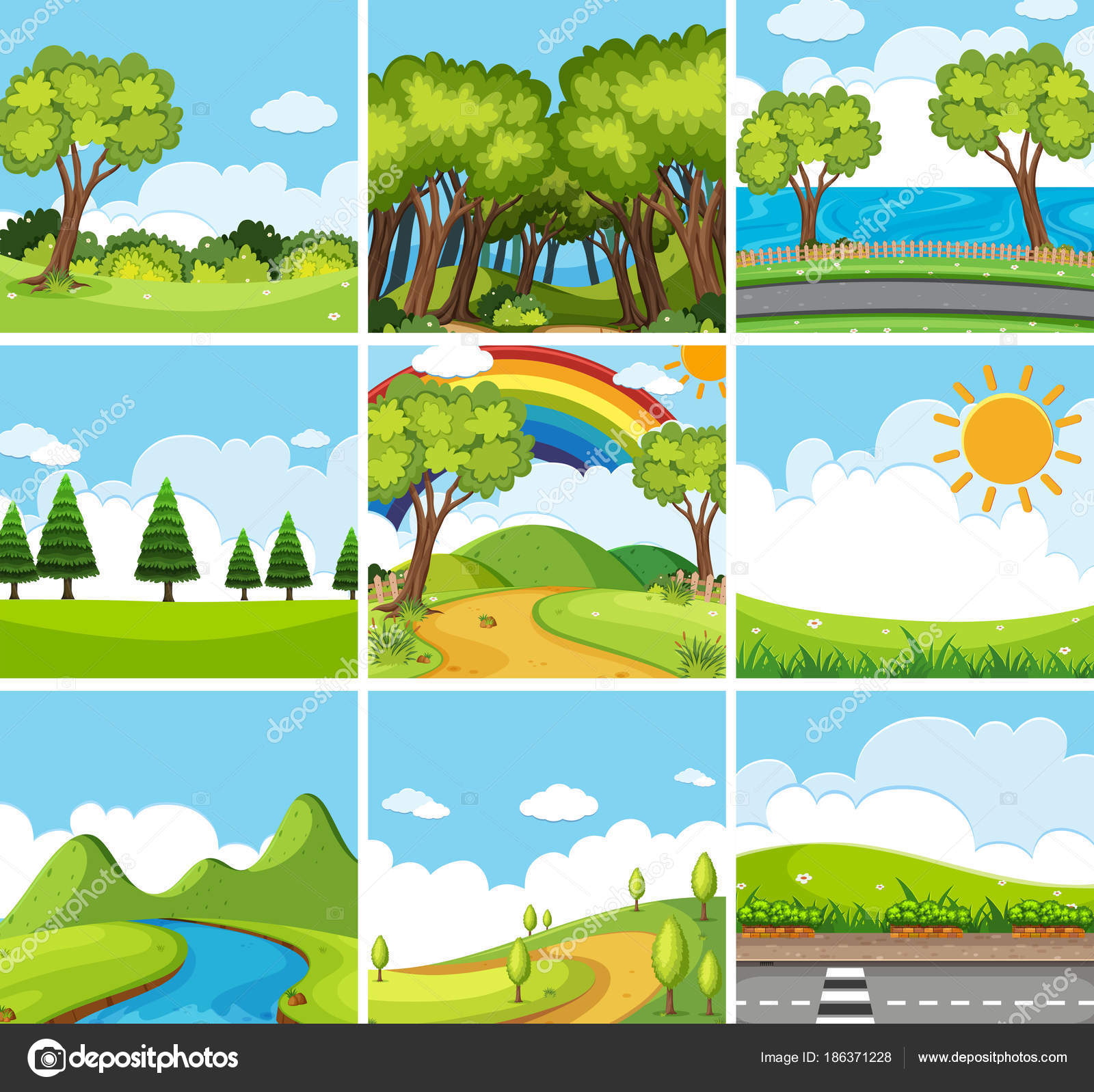 Free Landscaping Clip Art with No Background - ClipartKey