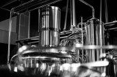 moderne Brauereiausrüstung