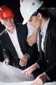 építészek-tervezet megvitatása