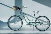 bokovky kolo s košíkem